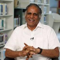 Professor Sadagopan