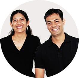 about_gaurav_sarita