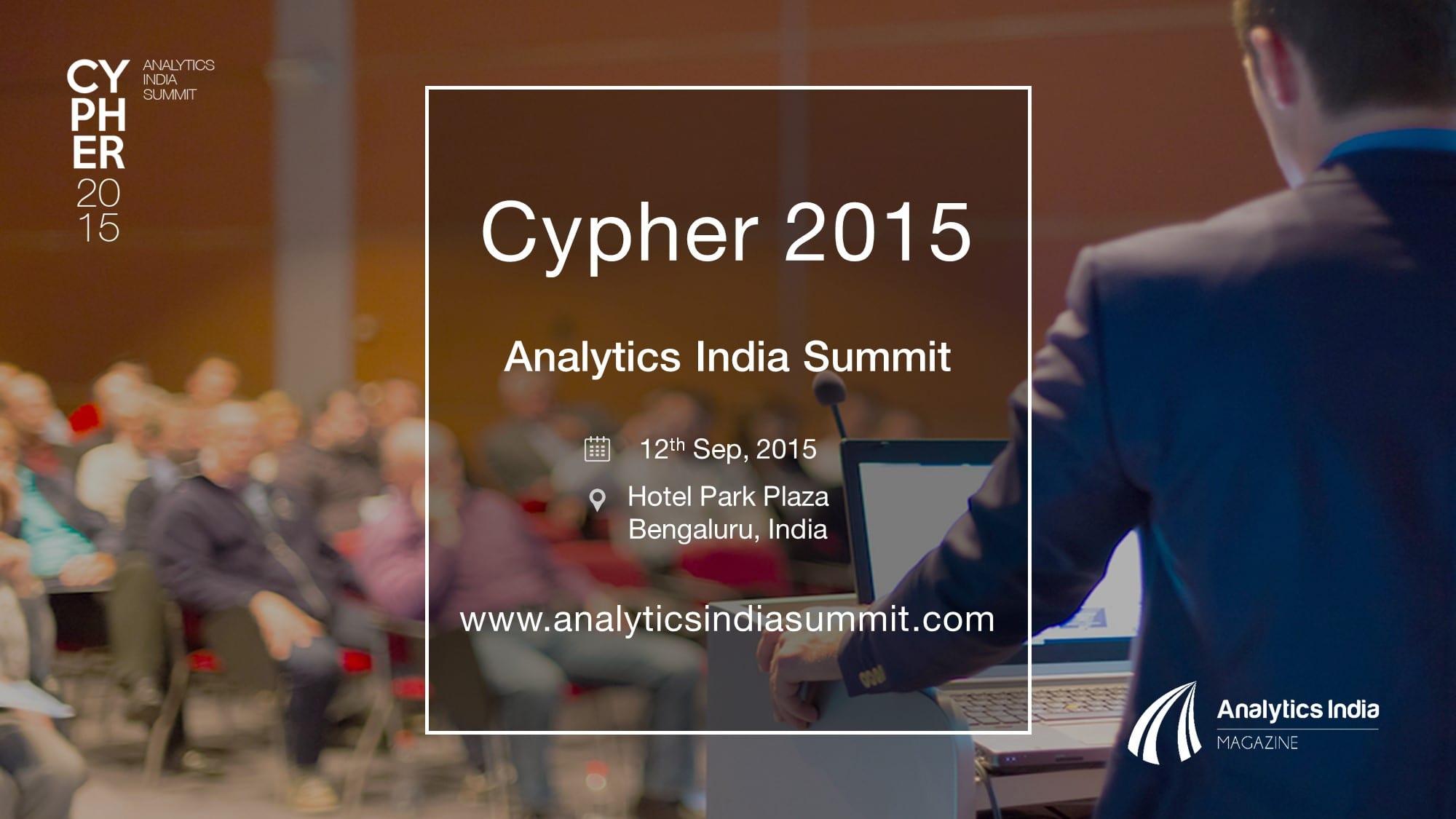 Cypher 2015