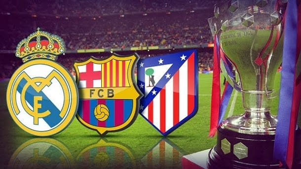 Barcelona, Real Madrid