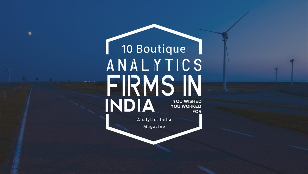 ANALYTICS FIRMS