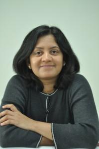 Ambiga Dhiraj- COO of Mu Sigma