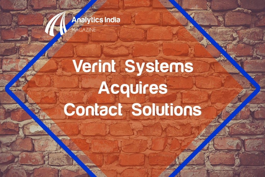 verint acquires contact
