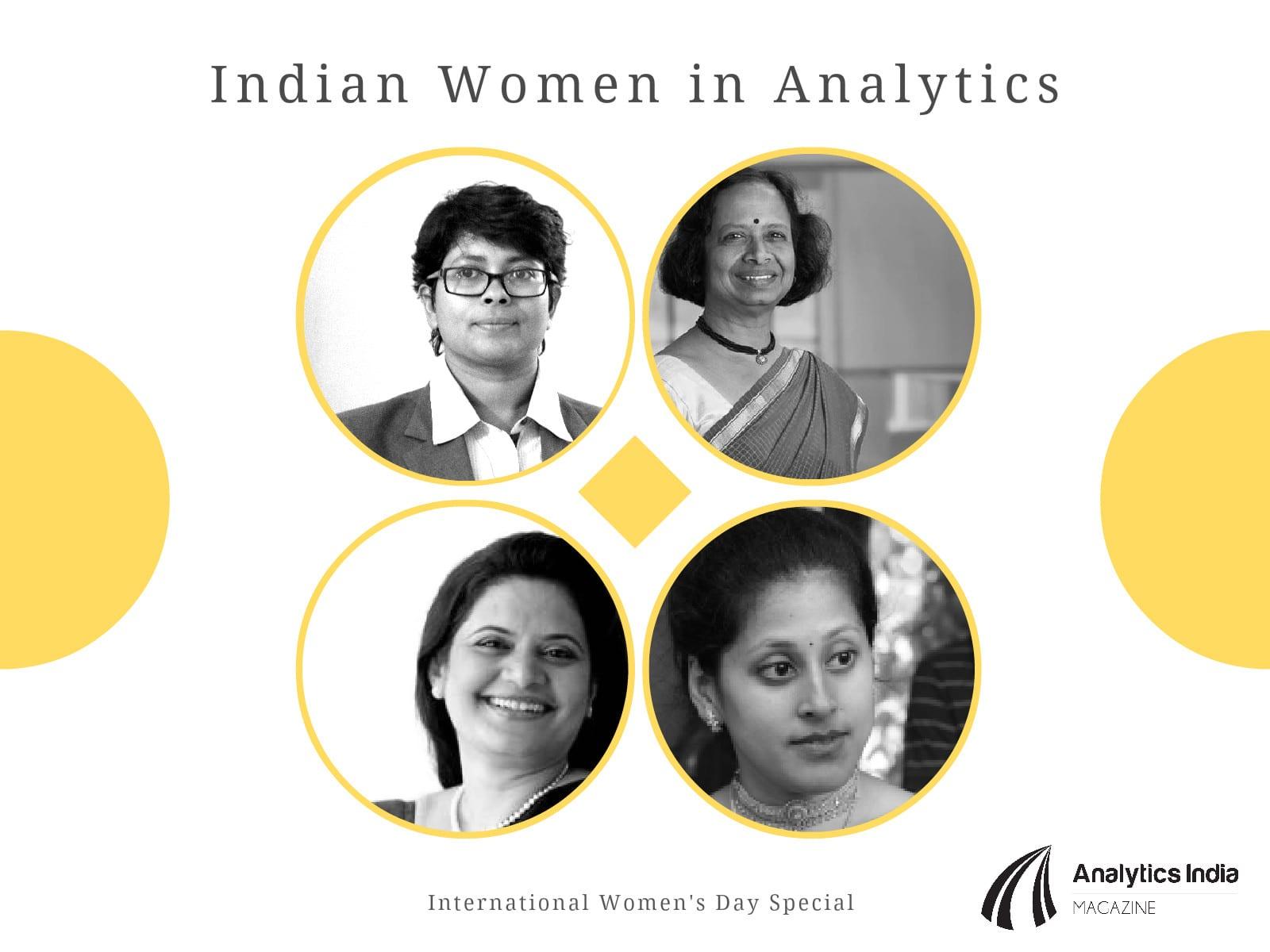 women in analytics