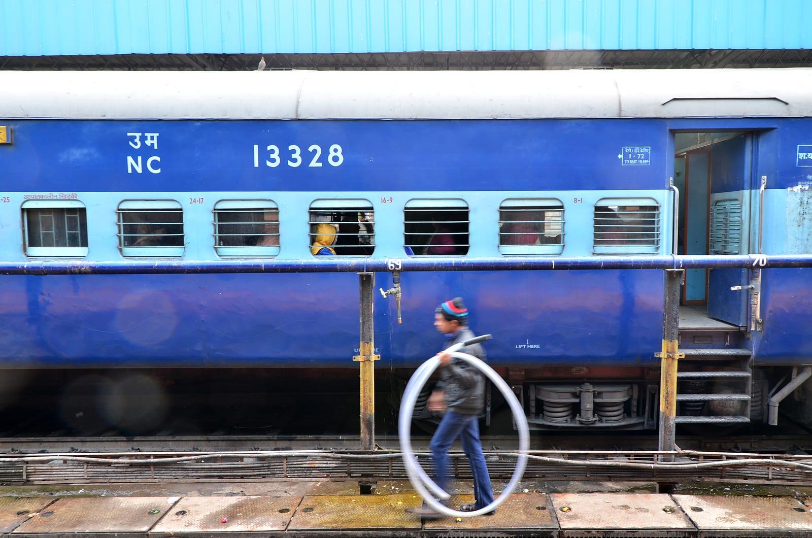 Indian Railways next big station - Big Data Junction!