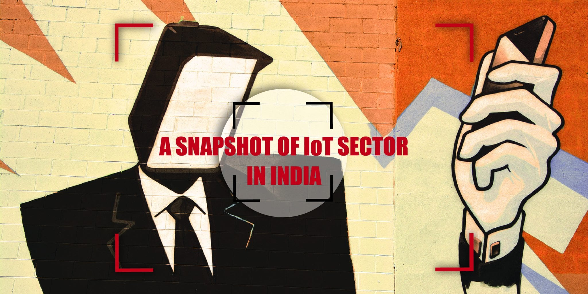 snapshot of IoT sector in india