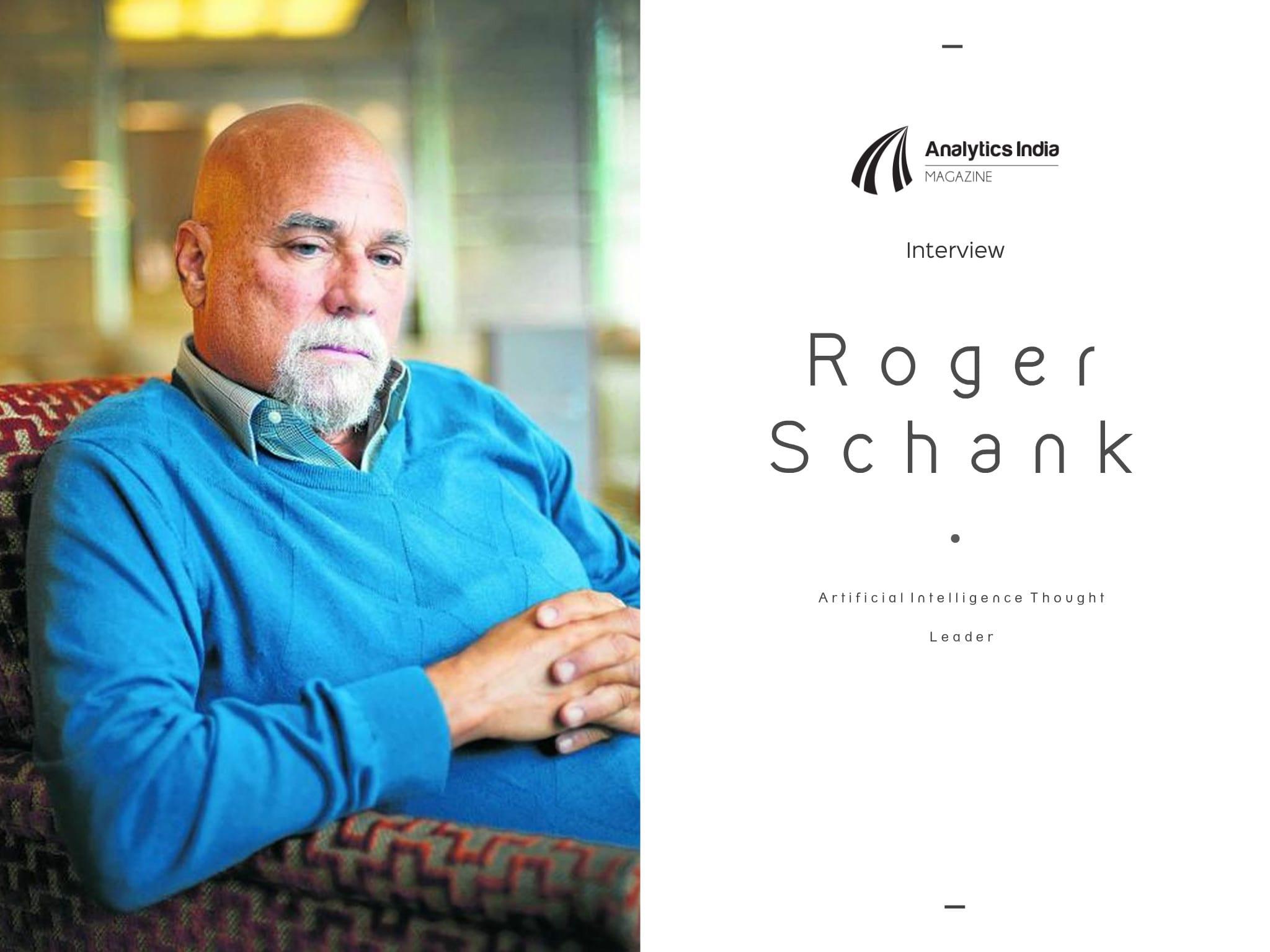 Roger Schank