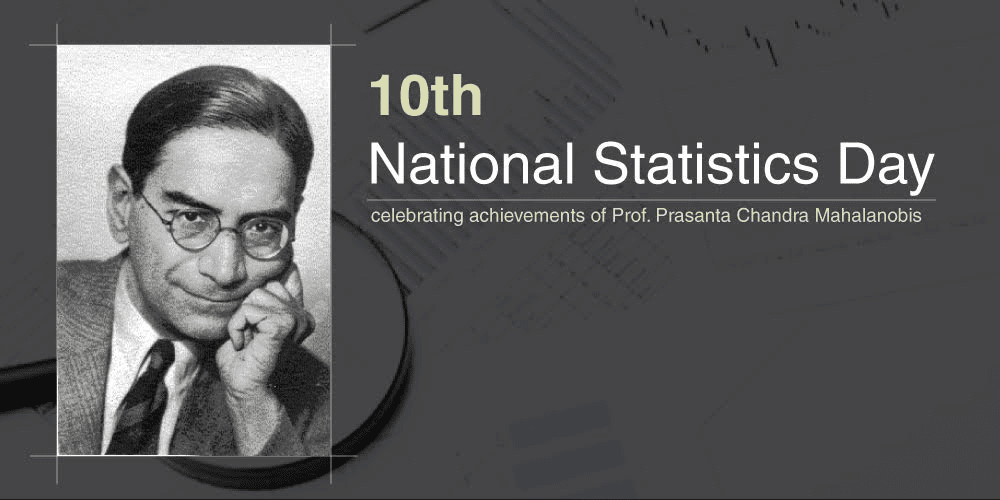 National Statistics Day: Celebrating achievements of P C