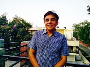 Nagender Sangra, CTO at Flickstree