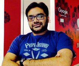 Rahul Jain, COO of Flickstree