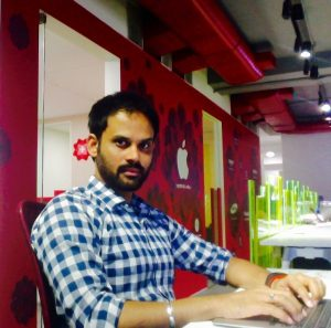 Saurabh Singh, CEO at Flickstree