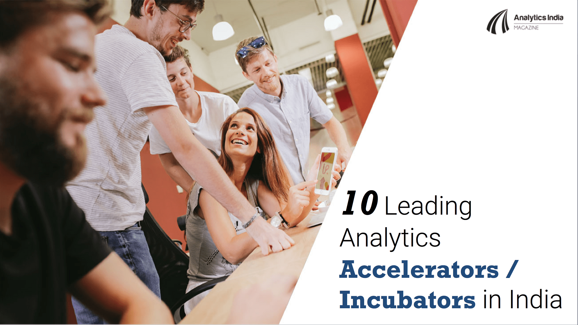 10 leading Analytics Accelerators/Incubators in India