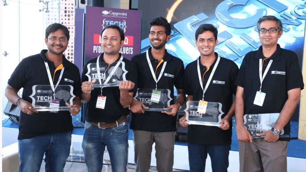 Meet Balaji SR, winner of Capgemini Tech Challenge 2016 in Data Science