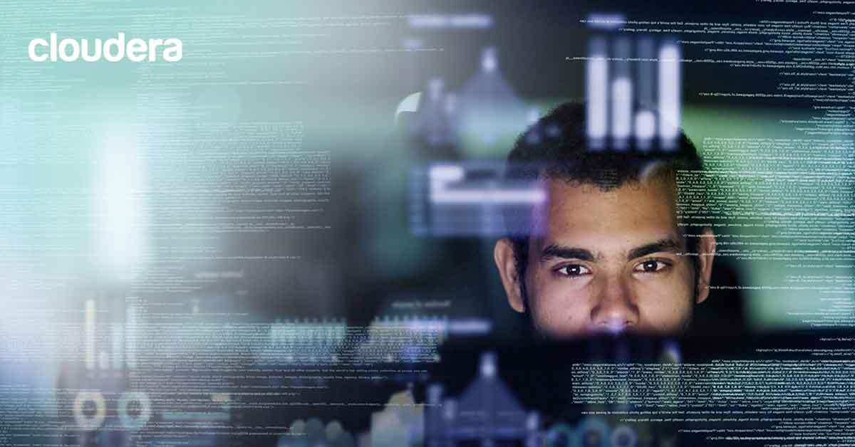 Data management company Cloudera goes public, trumps rival