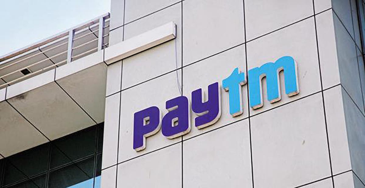 paytm invest ai big data startup