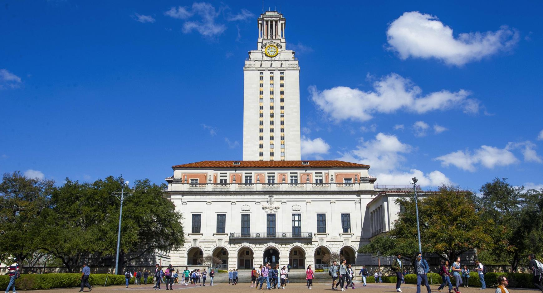 university of texas at austin thesis Phel application requirements master's thesis admission of students to the university of texas at austin with an upper division gpa below 30 is by.