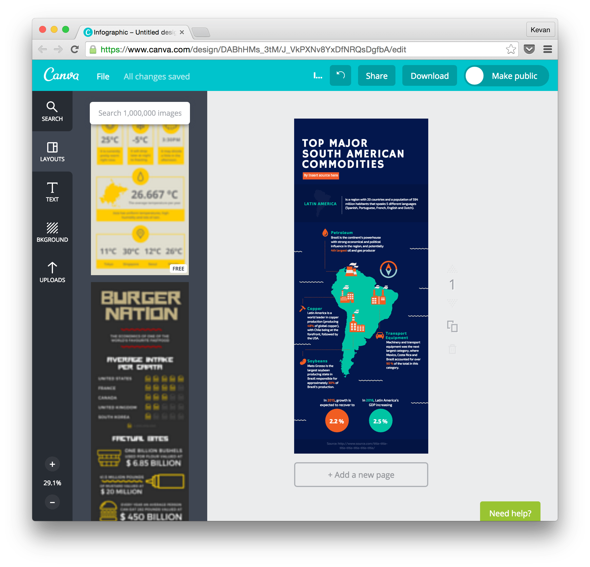 "10 infographic tools that helps users design ""killer ..."