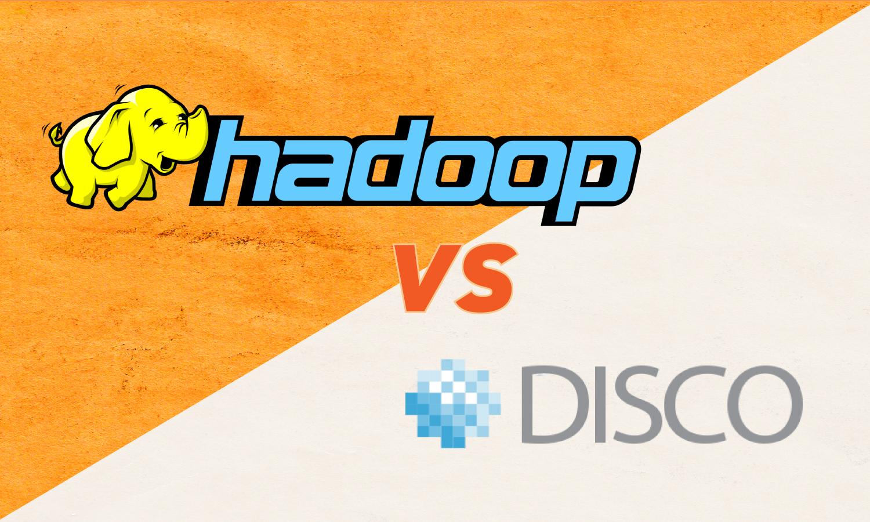 Is Disco the alternative to Hadoop?