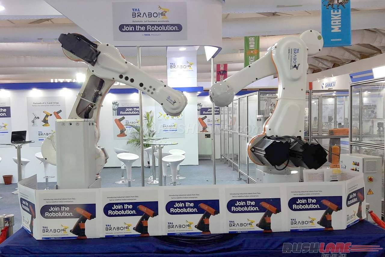 sportschoenen uk goedkope verkoop gedetailleerde afbeeldingen TAL BRABO Welding Robot To Power The Future Of Welding Processes