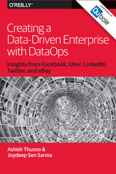 data ops book cover