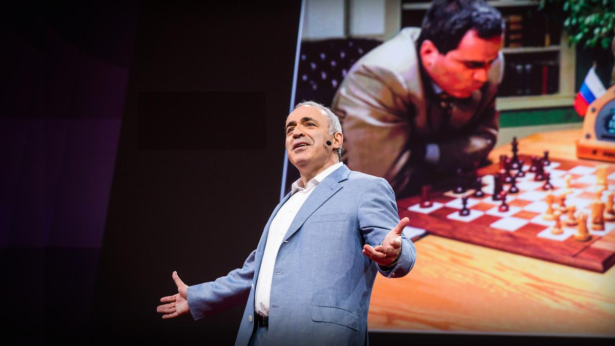 ted talk chess