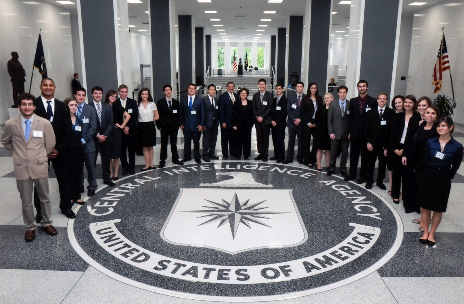 CIA Set To Be Run By AI, Has 1...