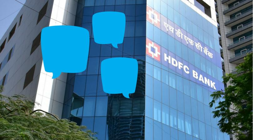 hdfc eva chatbot
