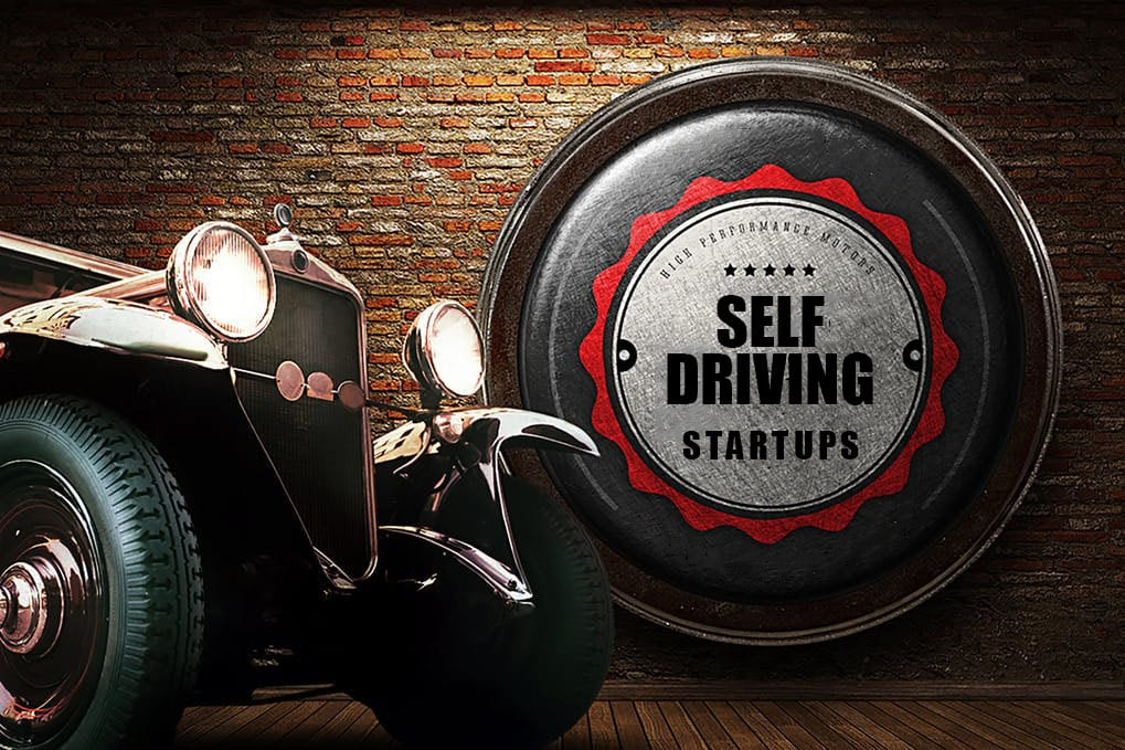 9 Startups In India Working On Self Driving Technology