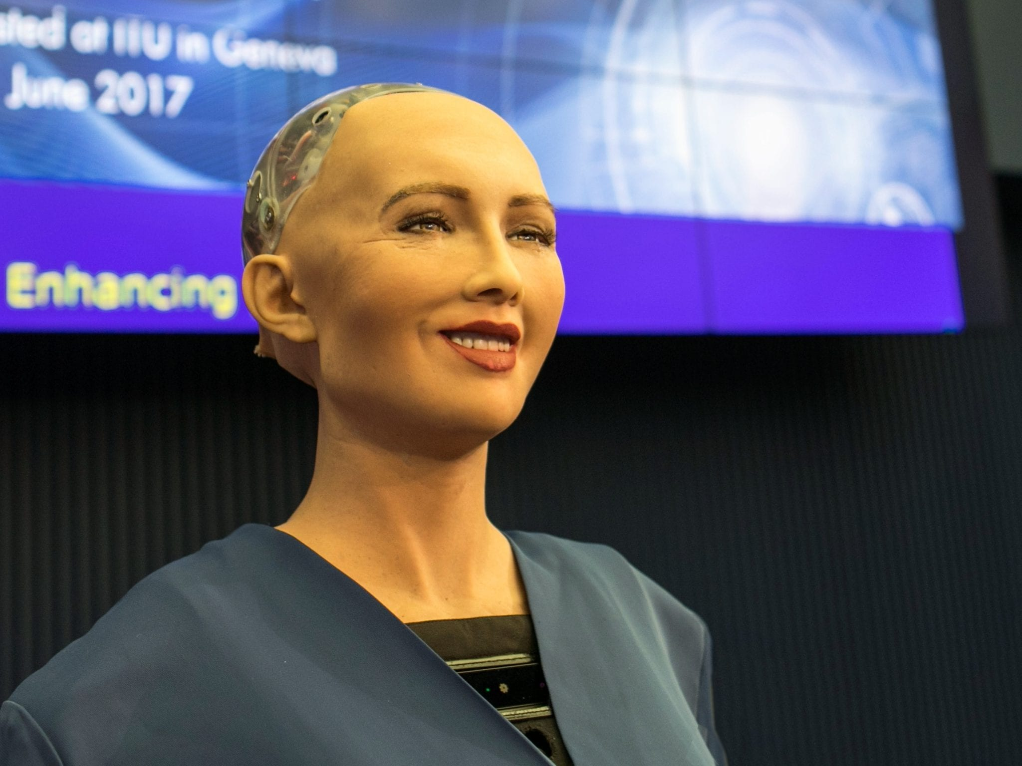 How Sophia Robot will help advance Science & Technology in 2020