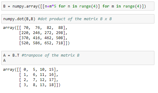 Beginner's Guide to NumPy: A Must Have Python Library in