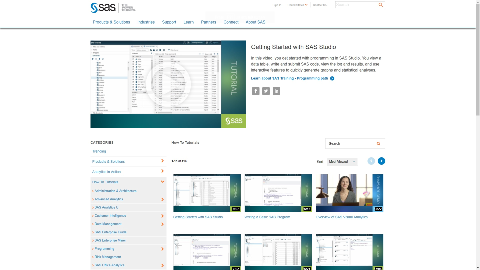 Boost Sas Programming Skills Using These Great Free Resources