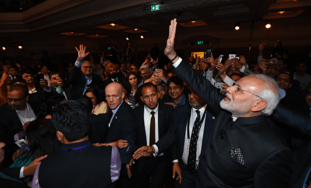 10 Times Indian Prime Minister Narendra Modi Propagated Artificial Intelligence