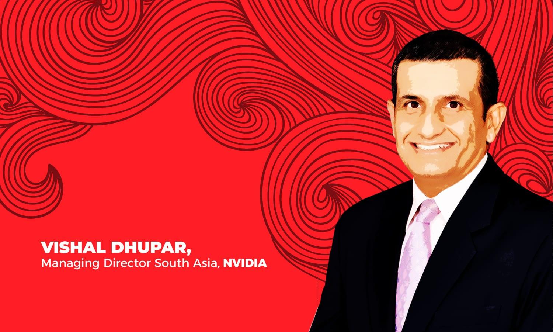 Nvidia Vishal Dhupar