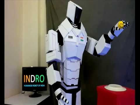 7 Humanoid Robots Which Were Made In India And Their Success Stories
