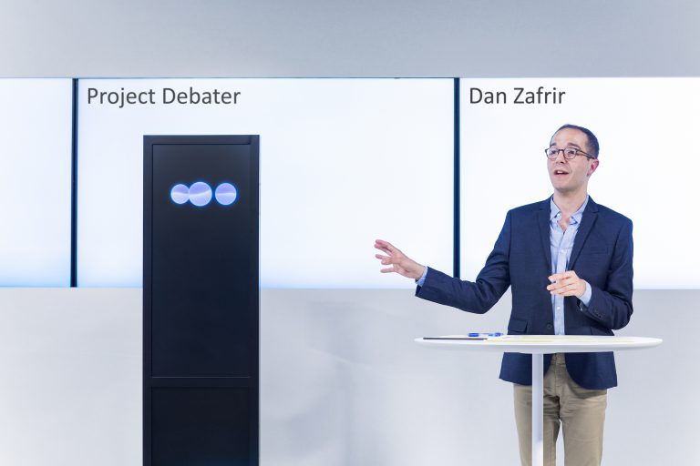 project debater