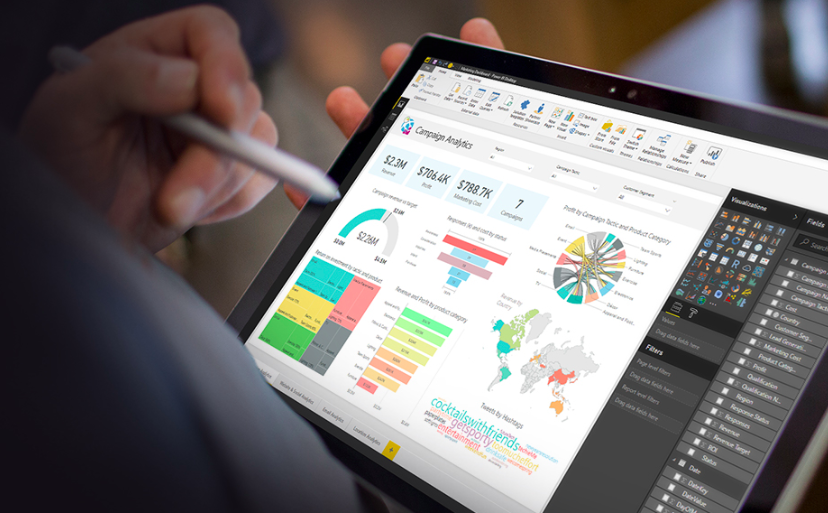 Microsoft Power BI Desktop