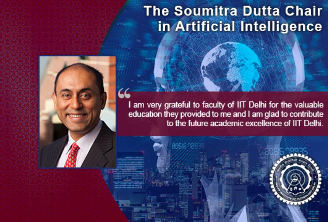 iit delhi Soumitra Dutta ai