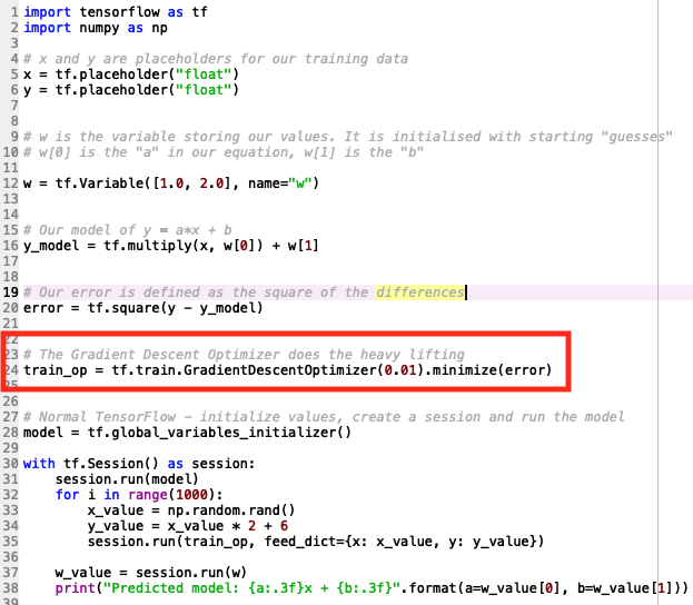 How ML Frameworks Like TensorFlow & PyTorch Handle Gradient Descent
