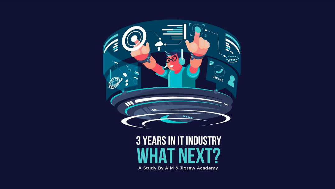 3 years in it industry what next study