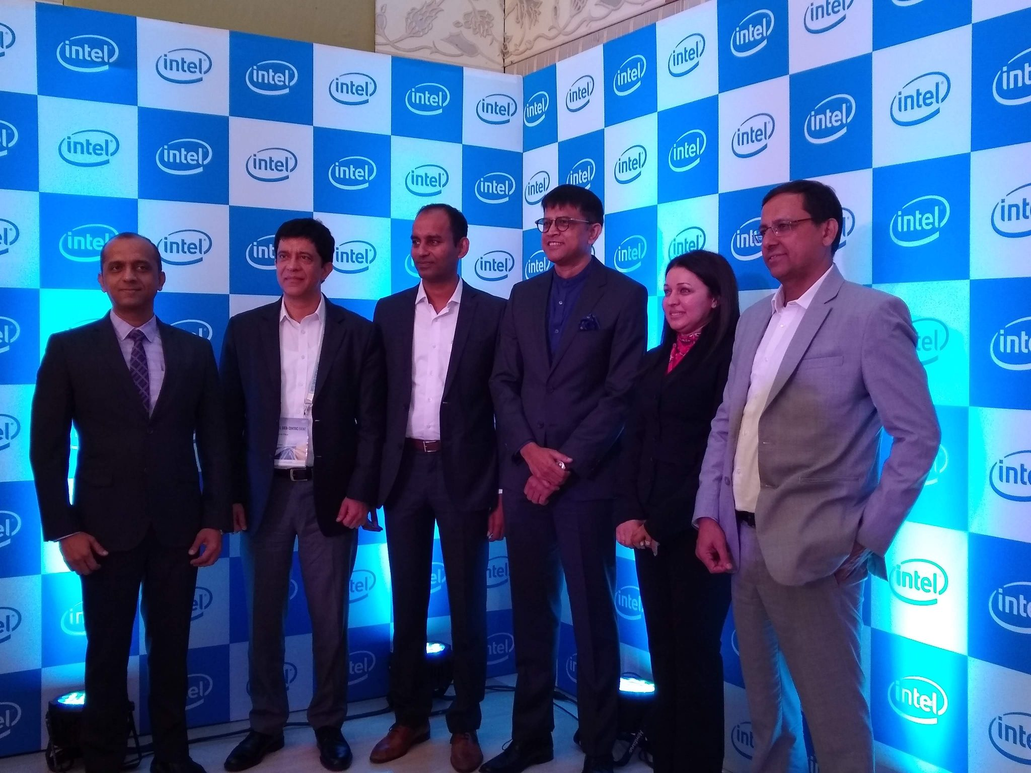 intel data centric event
