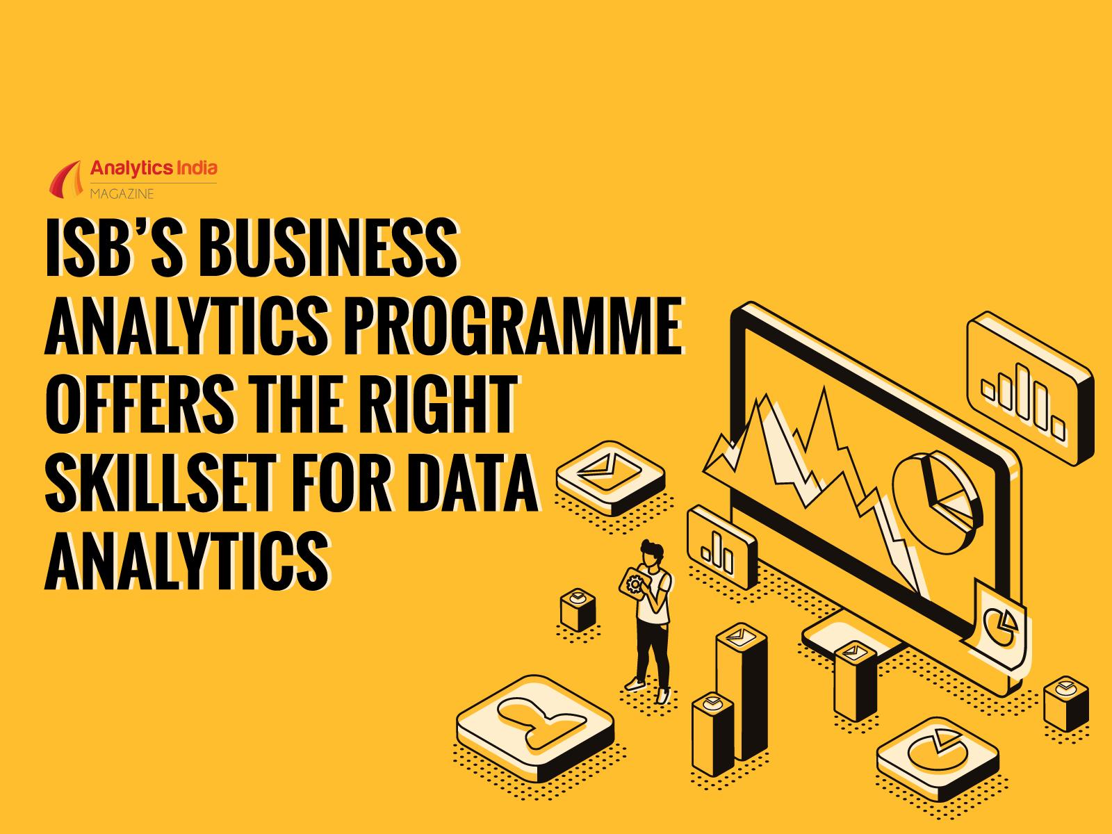 ISB Business Analytics