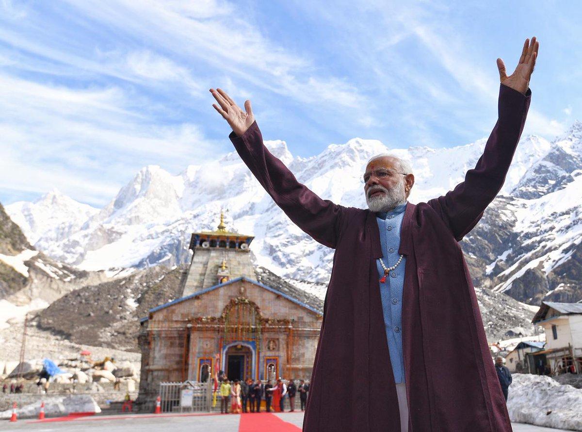 PM Modi Lok Sabha Elections 2019