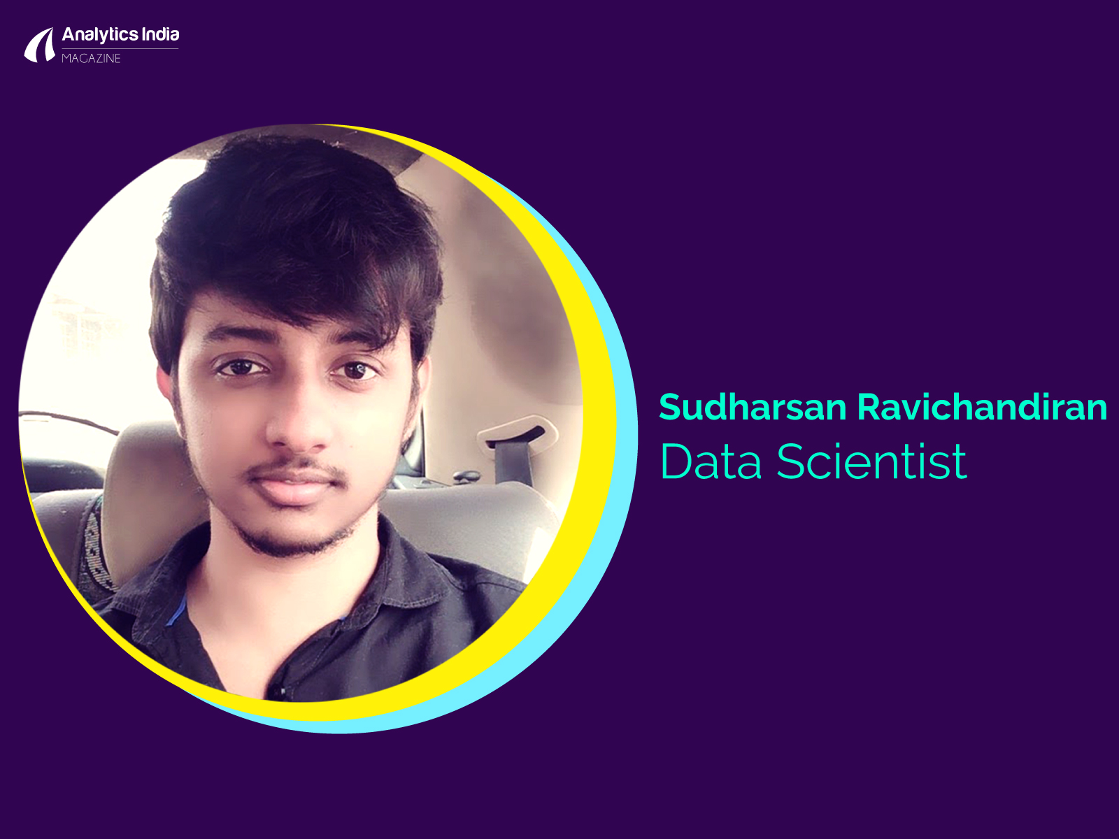 Sudharshan Ravichandiran, Data Scientist at Param.ai
