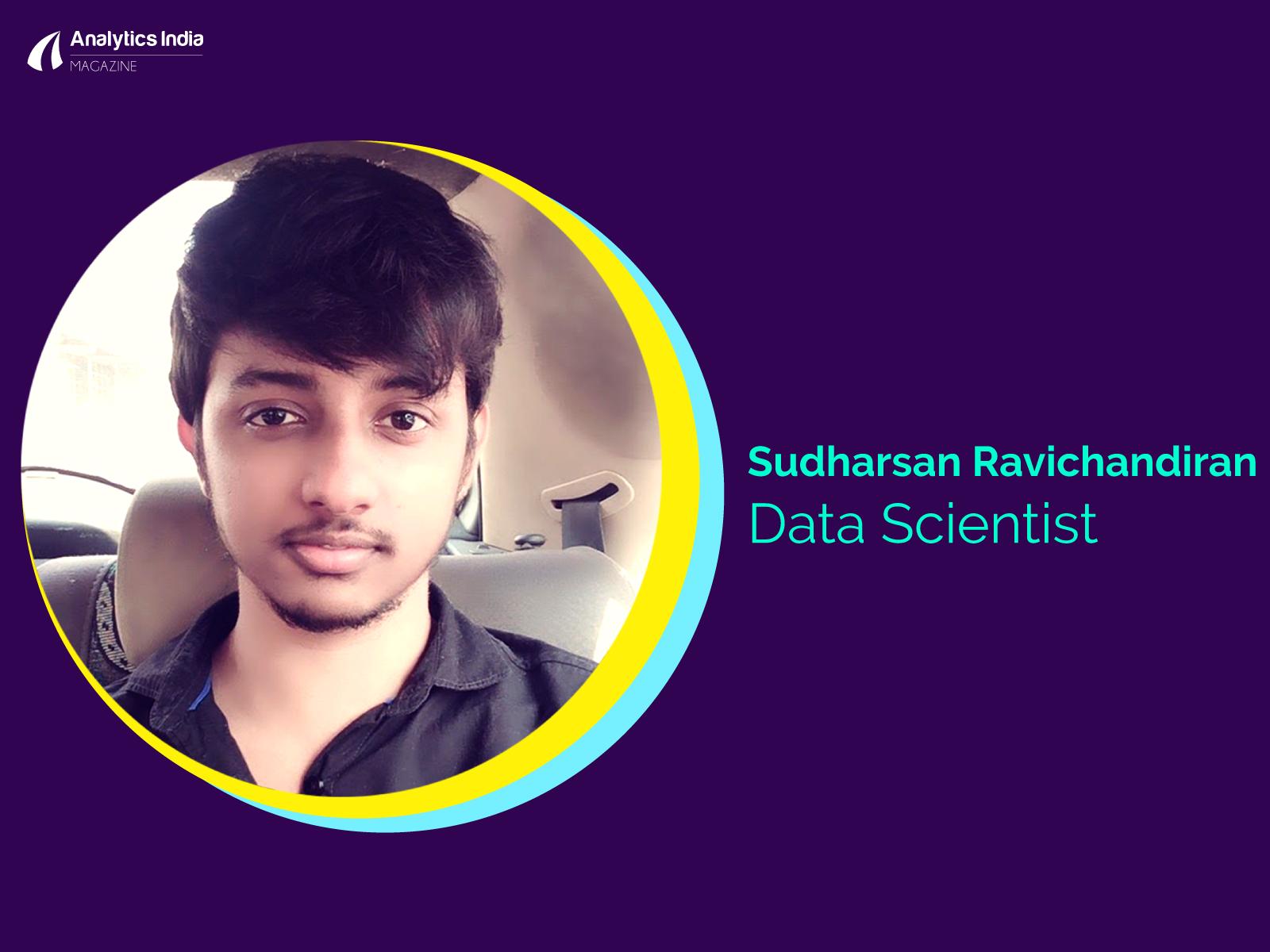 Sudharshan Ravichandiran, Data Scientist at Param.ai