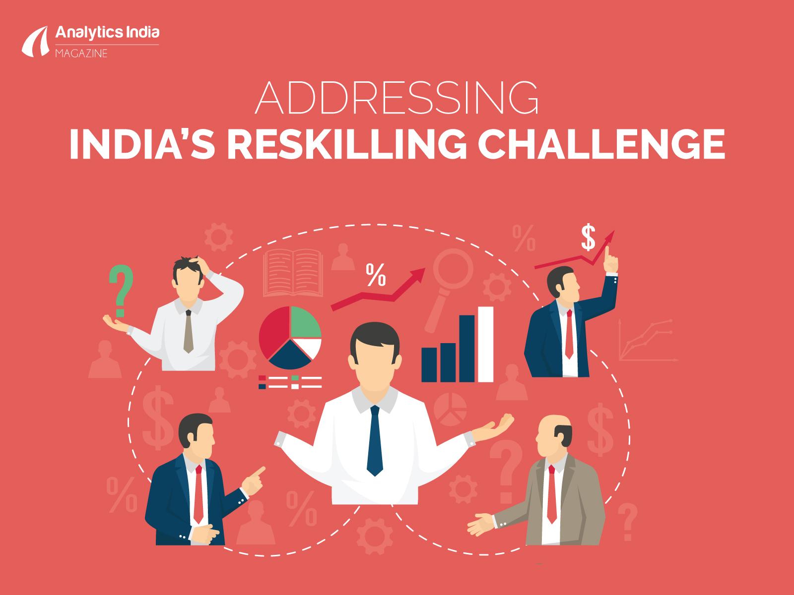Reskilling India report