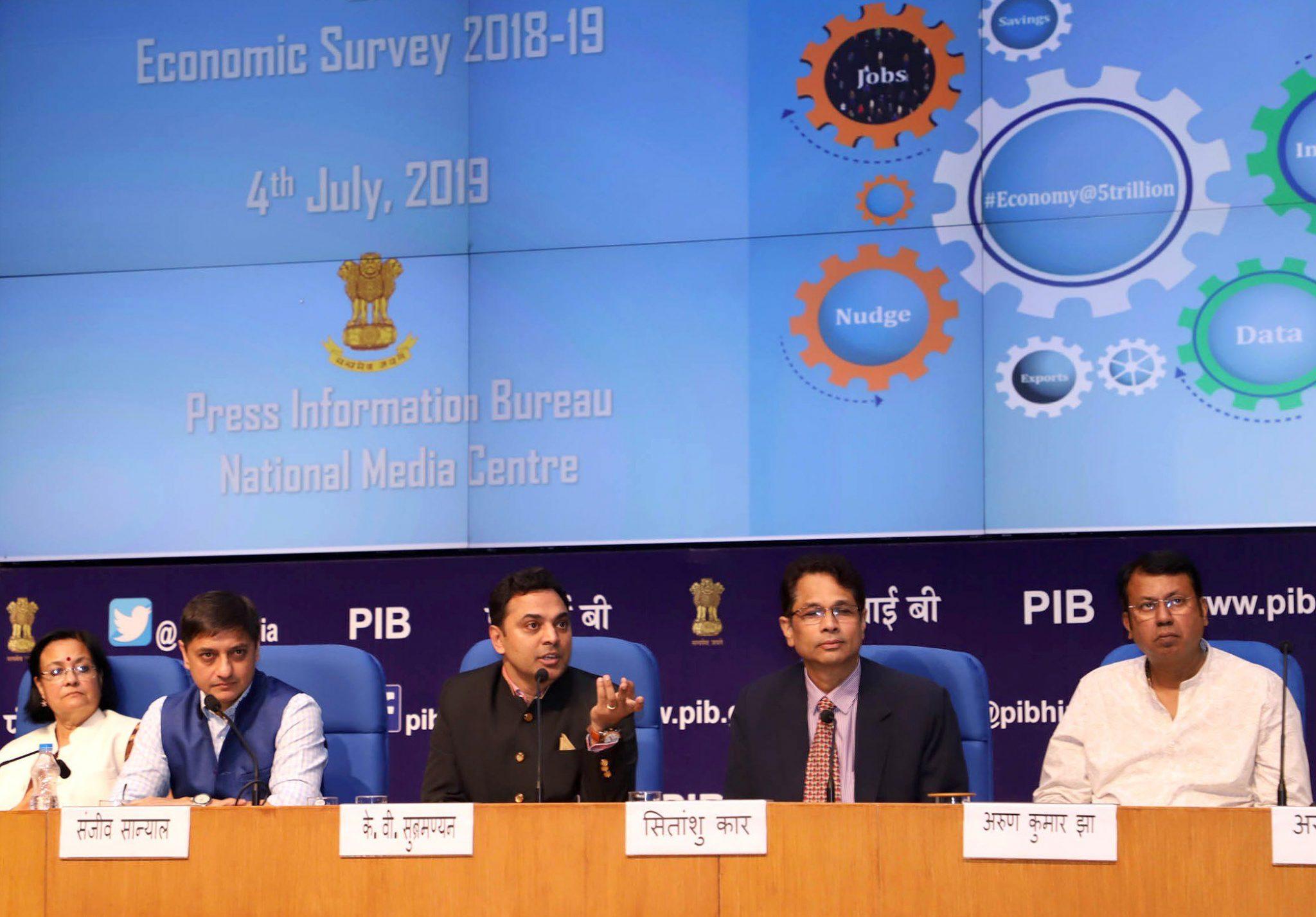 Economic Survey 2019 Shows The Government's Rising Interest Towards Data