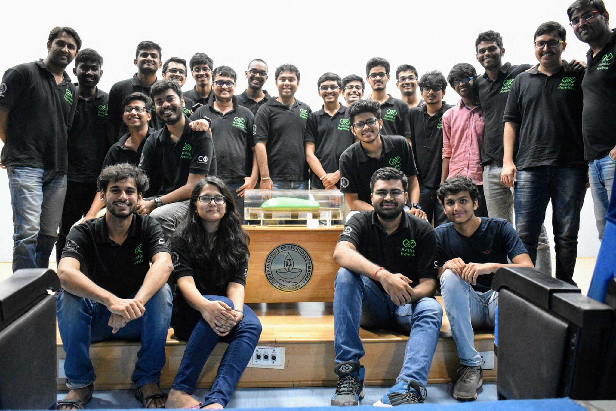 IIT-Madras' Team Avishkar Reaches The Final Round In SpaceX's Hyperloop Pod Competition