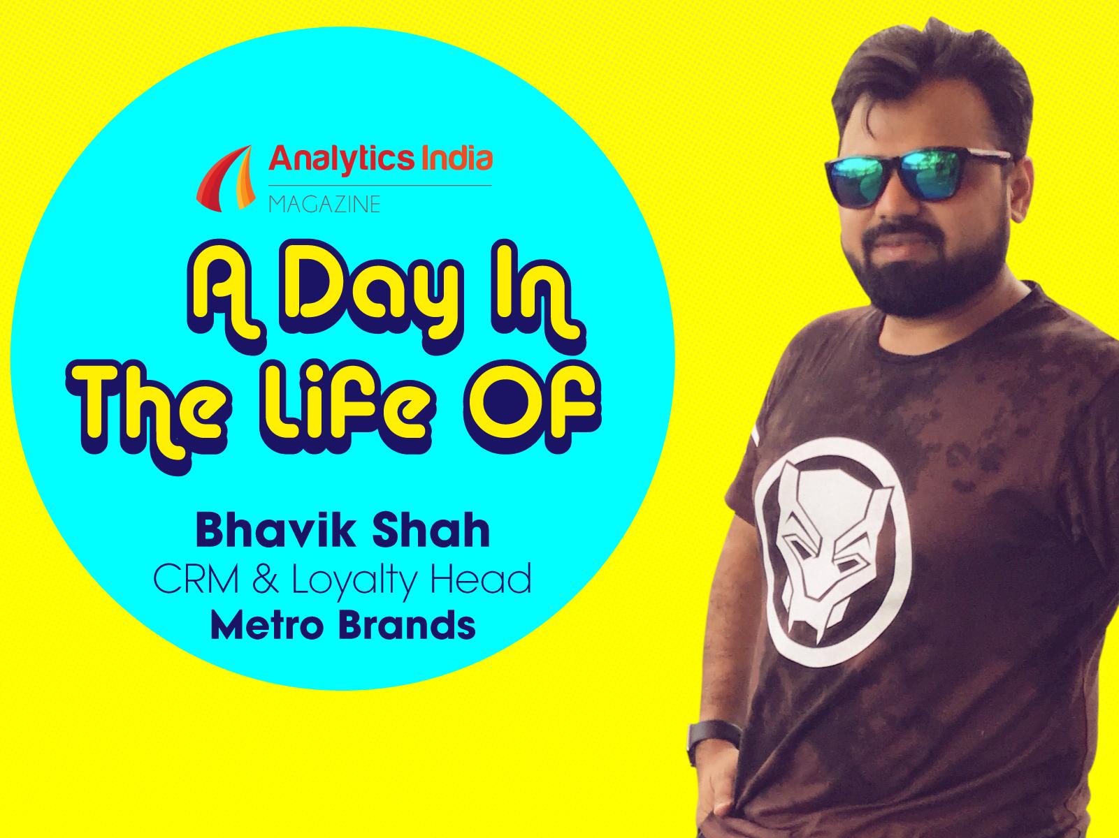 bhavik shah metro