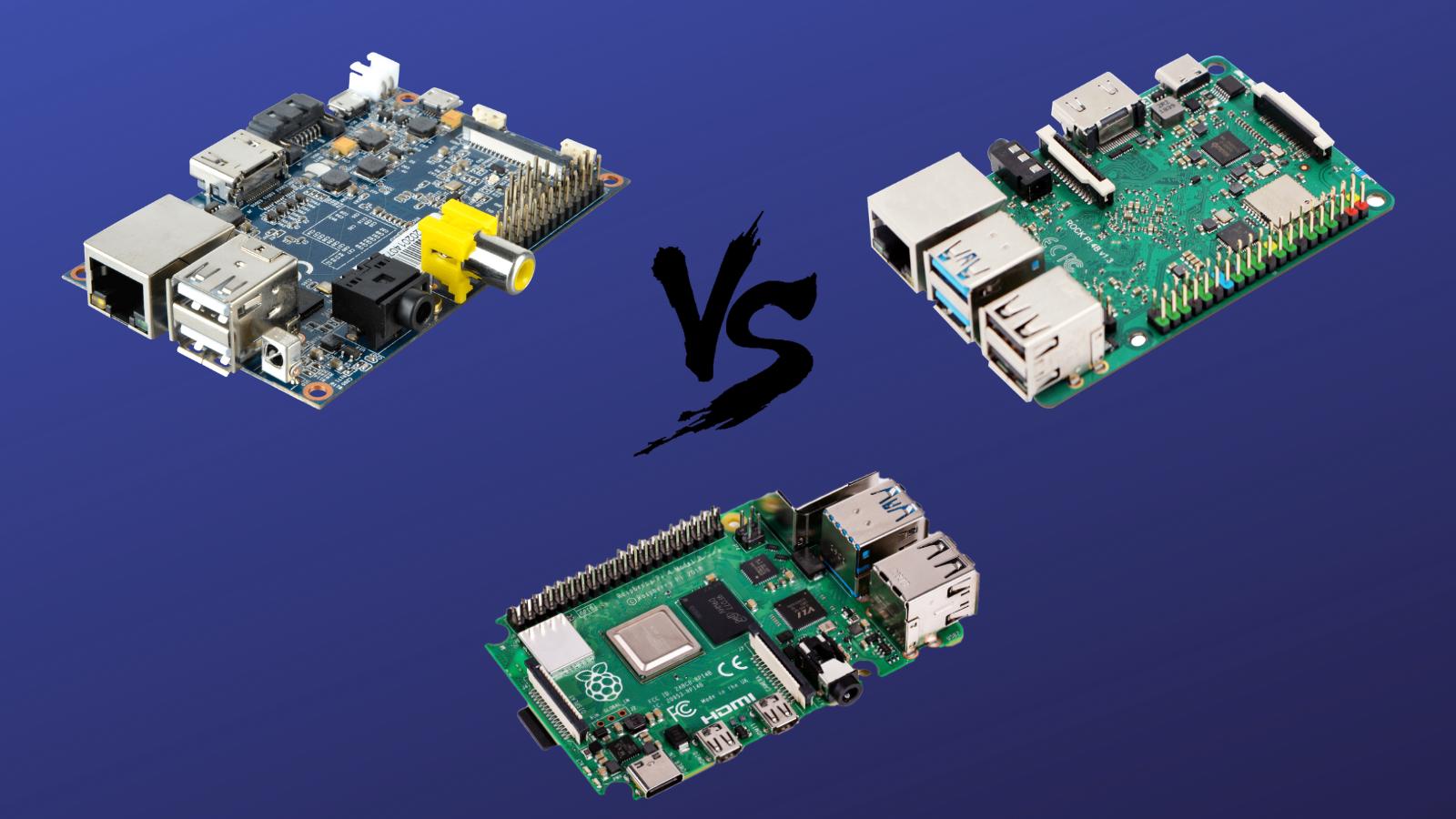 Raspberry Pi vs. Rock Pi vs. Banana Pi: Which Is Best For AI & ML Tasks?
