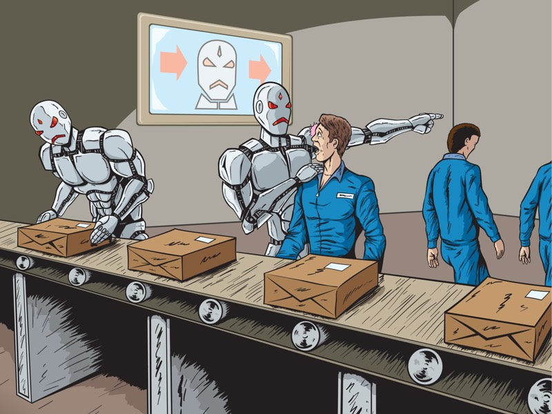 zomato automation job layoffs india